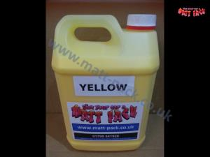 Pure PlastiDip 5 Litre YELLOW