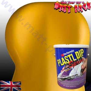 YELLOW 1 US Gallon PDS PlastiDip®