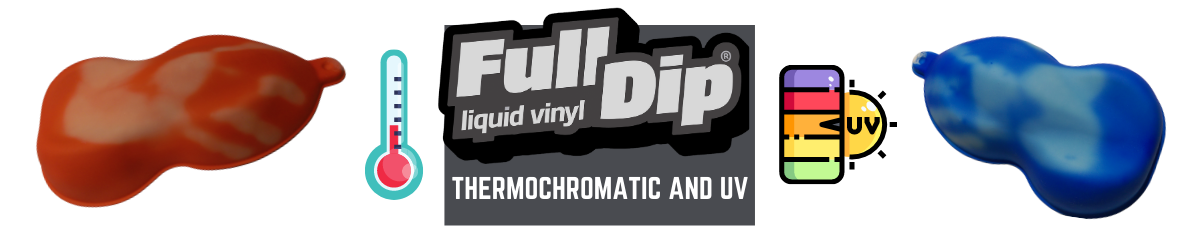 FullDip, Full Dip, Peel Off Wrap, Plasti Dip, PlastiDip, Plastic Dip, Plasti Dipped, Peelable Paint, Liquid Wrap, Spray Wrap, Liquid Vinyl, Matt-Pack, DIP, AutoFlex, Auto Flex, Dipped, Car Lovers, Dip Your Car, Vinyl Killer, 2021, Thermo, Thermochromatic, UV, Colour Change, Heat, Sun, Activate